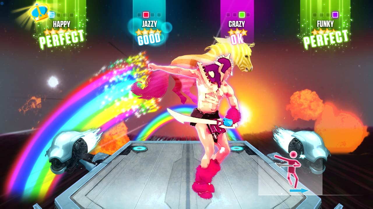 Just Dance 2015 - Image n°7