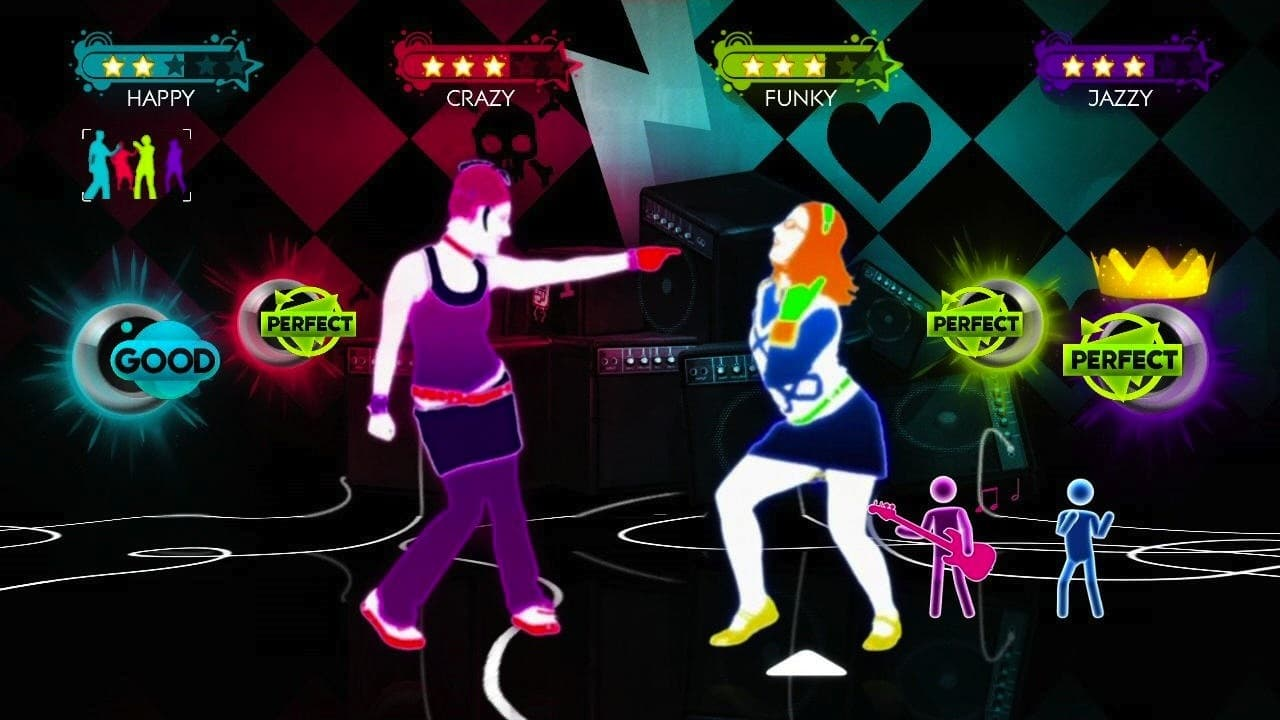 Just Dance Greatest Hits Xbox 360