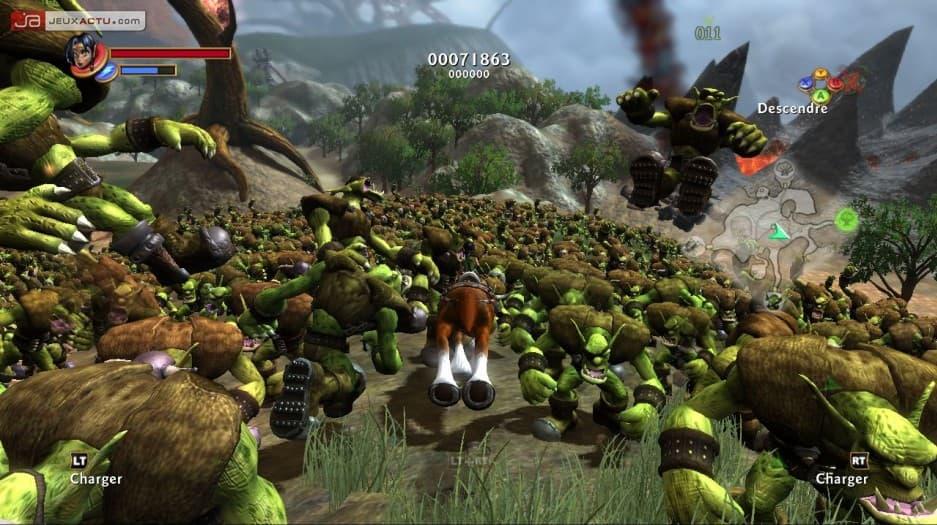 Kameo: Elements of Power Xbox