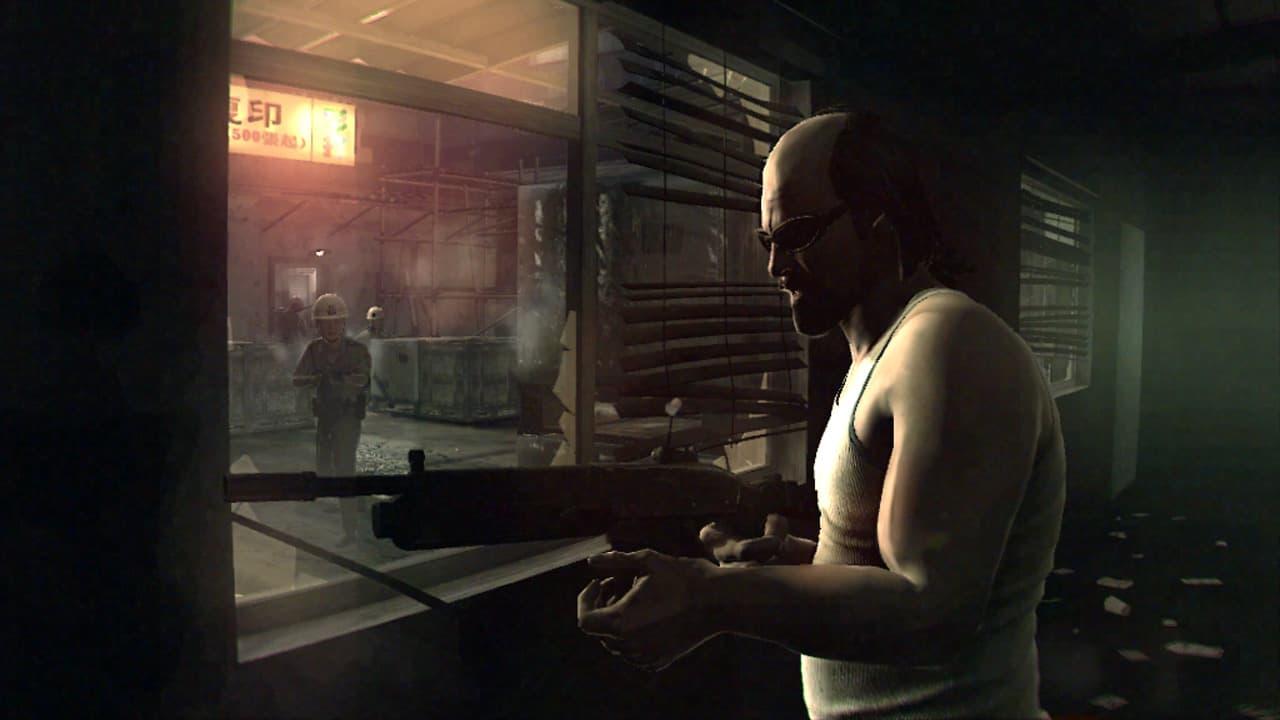 Kane & Lynch 2: Dog Days Xbox