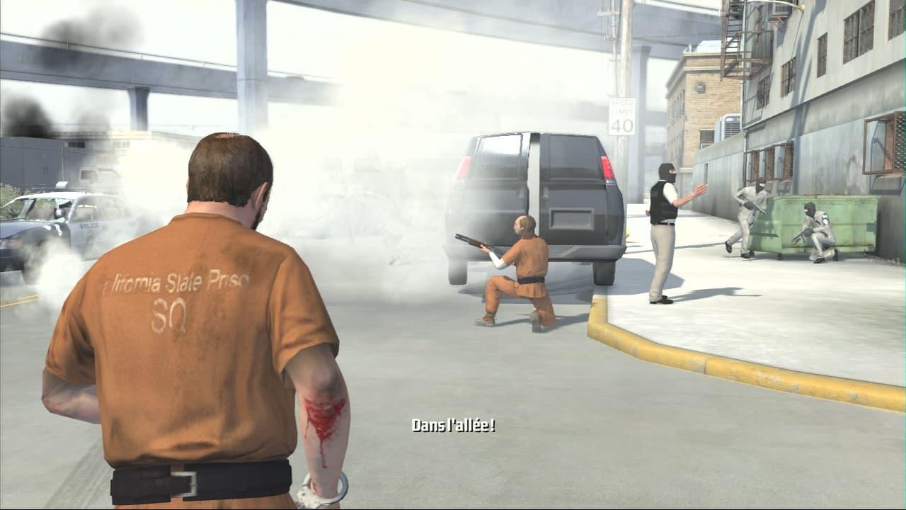 Kane & Lynch: Dead Men Xbox