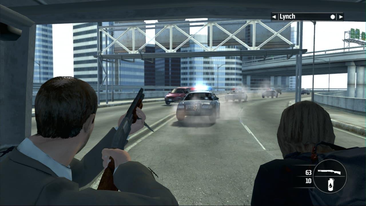 Kane & Lynch: Dead Men Xbox 360