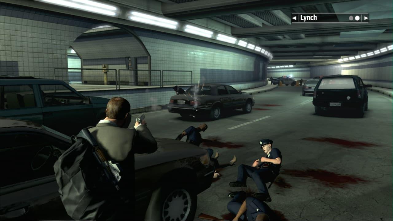 Xbox 360 Kane & Lynch: Dead Men