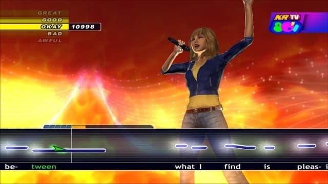 Karaoke Revolution Presents American Idol Encore 2 - Image n°6