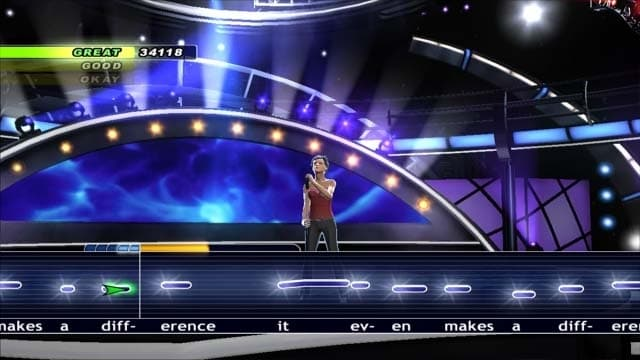 Karaoke Revolution Presents American Idol Encore 2 - Image n°8