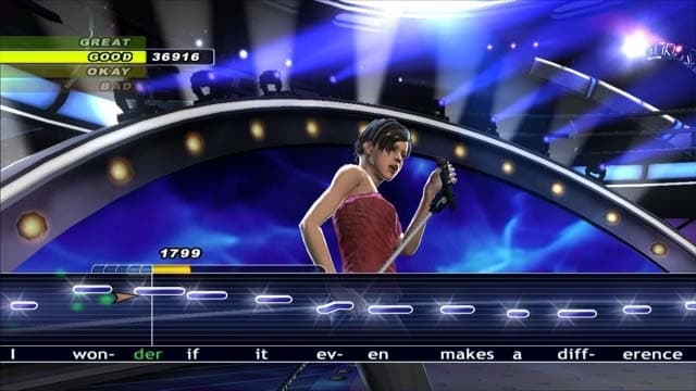Karaoke Revolution Presents American Idol Encore 2 - Image n°7
