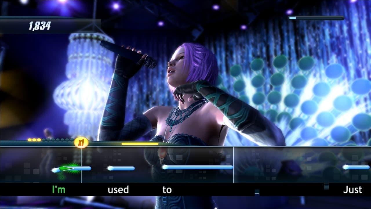 Karaoke Revolution Xbox 360