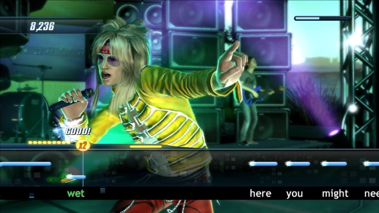 Xbox 360 Karaoke Revolution