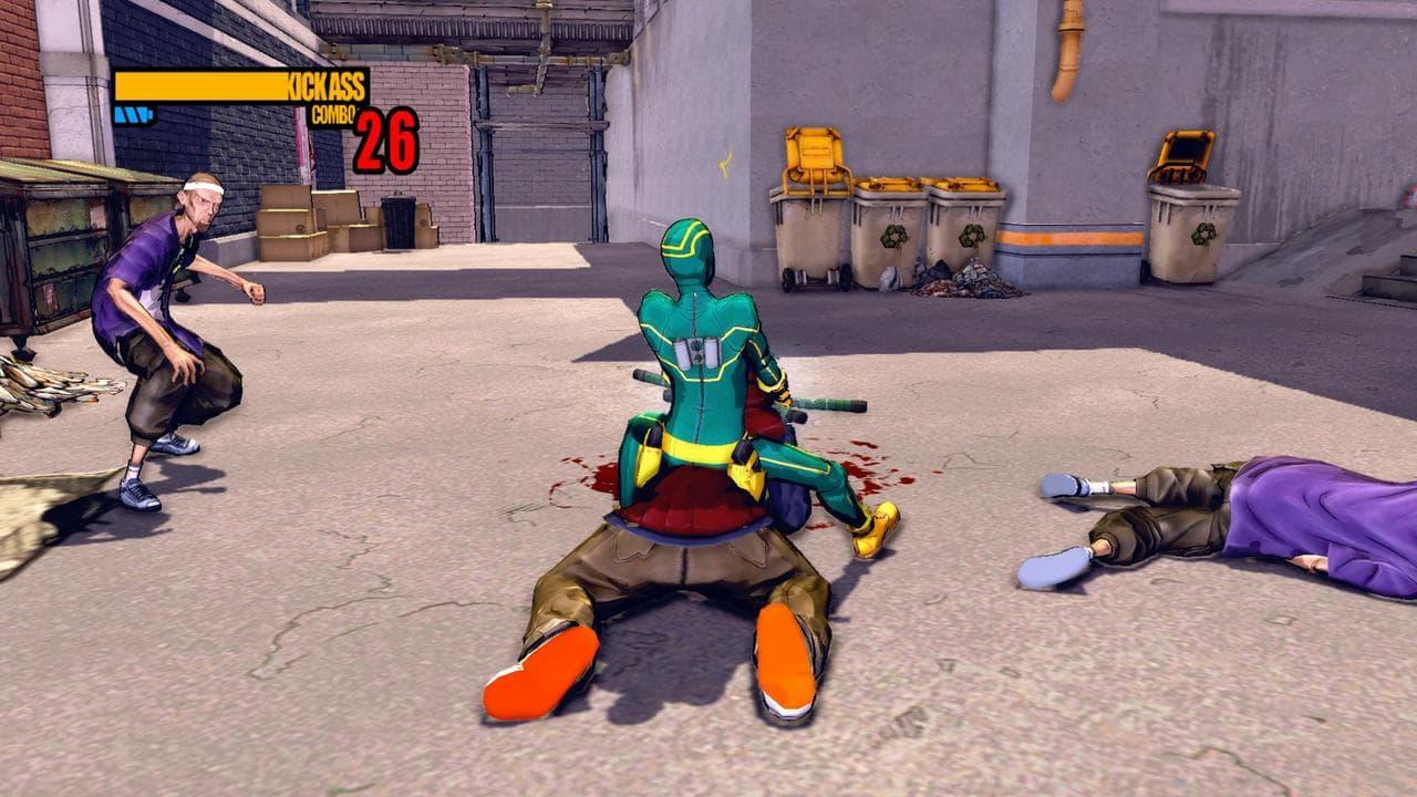 Kick Ass 2 Xbox