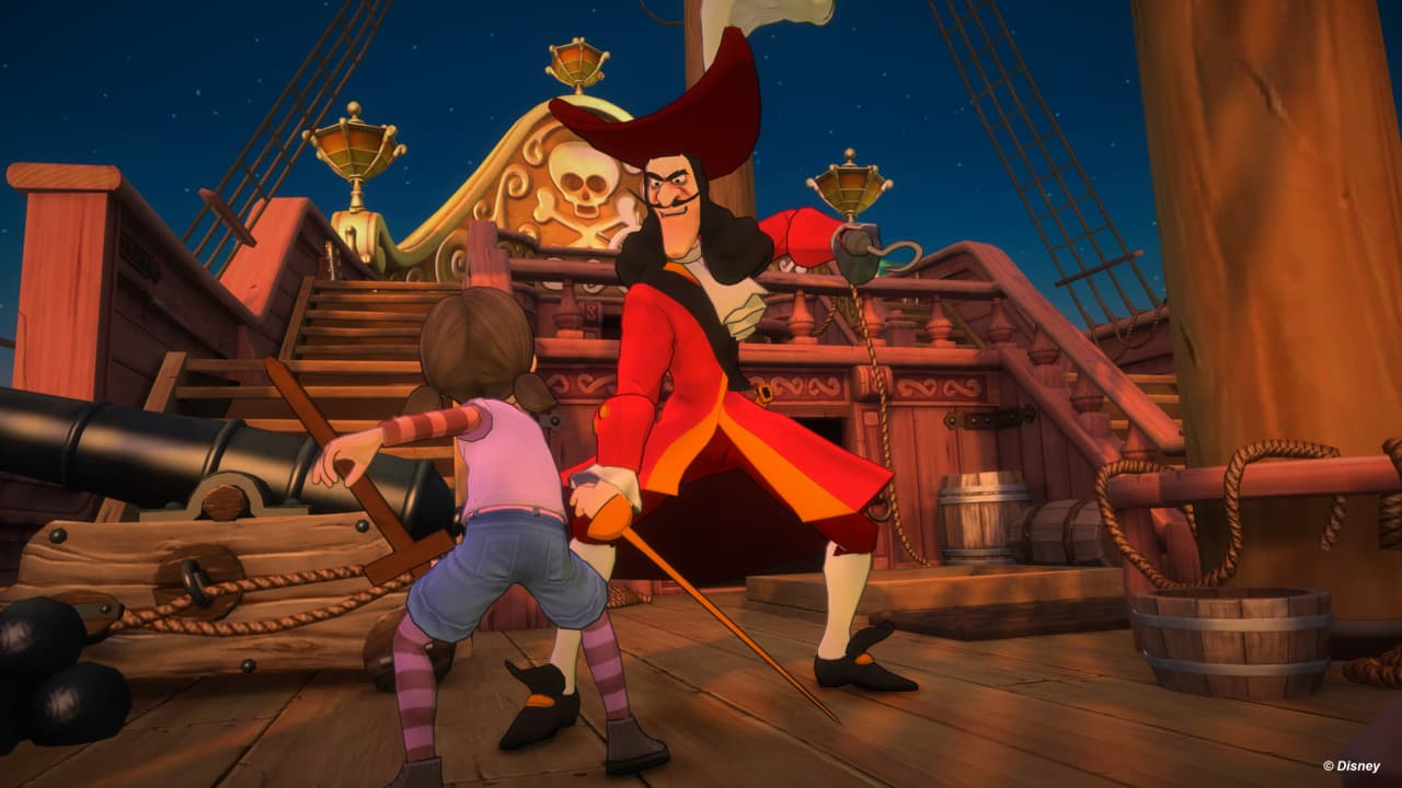 Kinect Disneyland adventures Xbox One Kinect