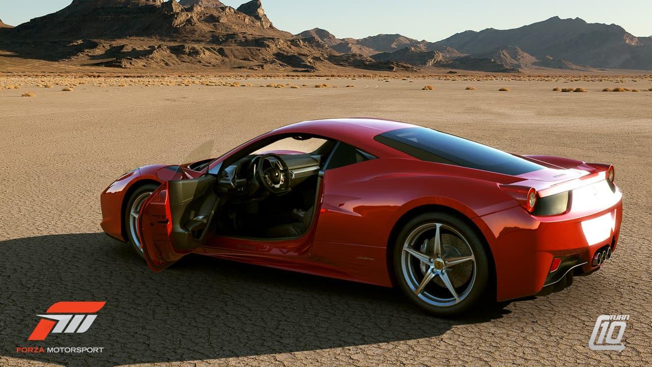 Kinect Forza Motorsport
