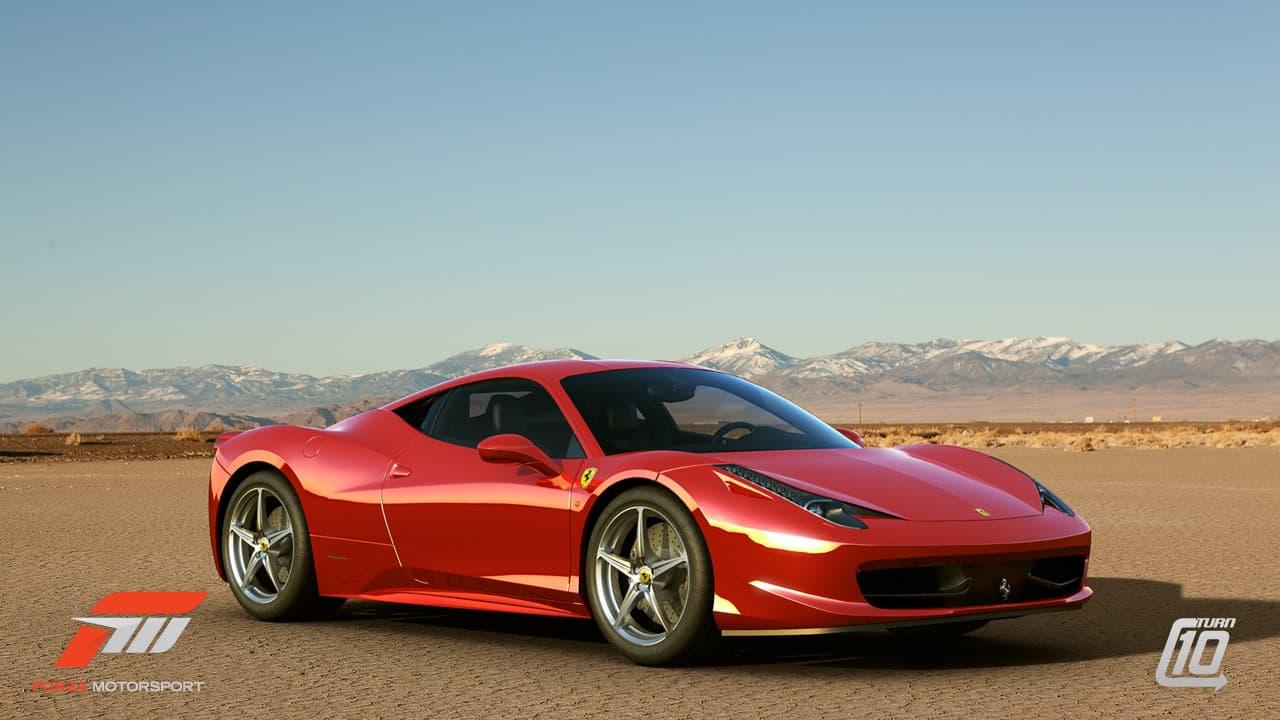 Kinect Forza Motorsport - Image n°6
