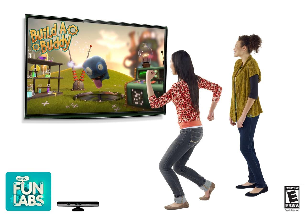 Kinect Fun Labs - Image n°7