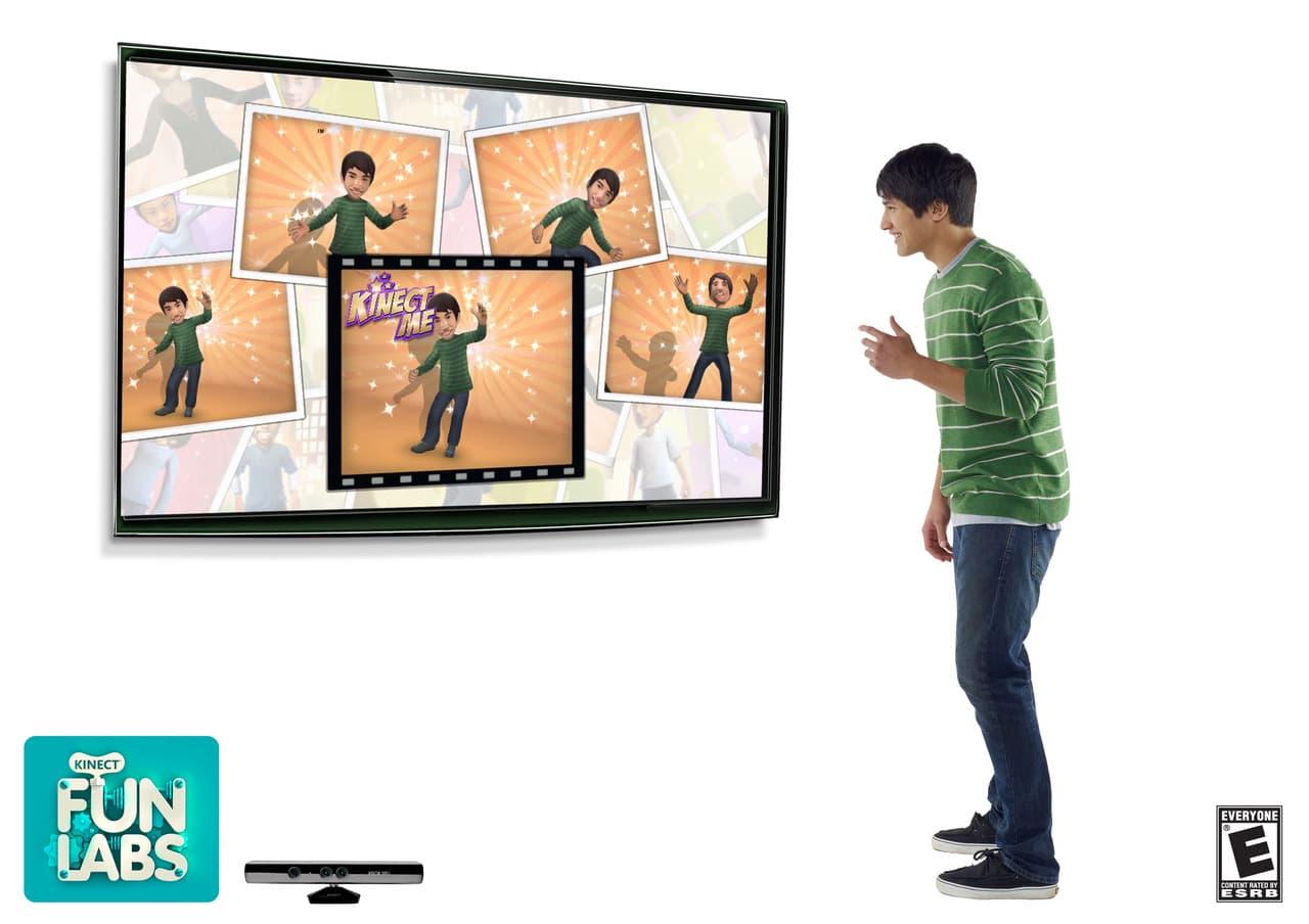 Kinect Fun Labs Xbox