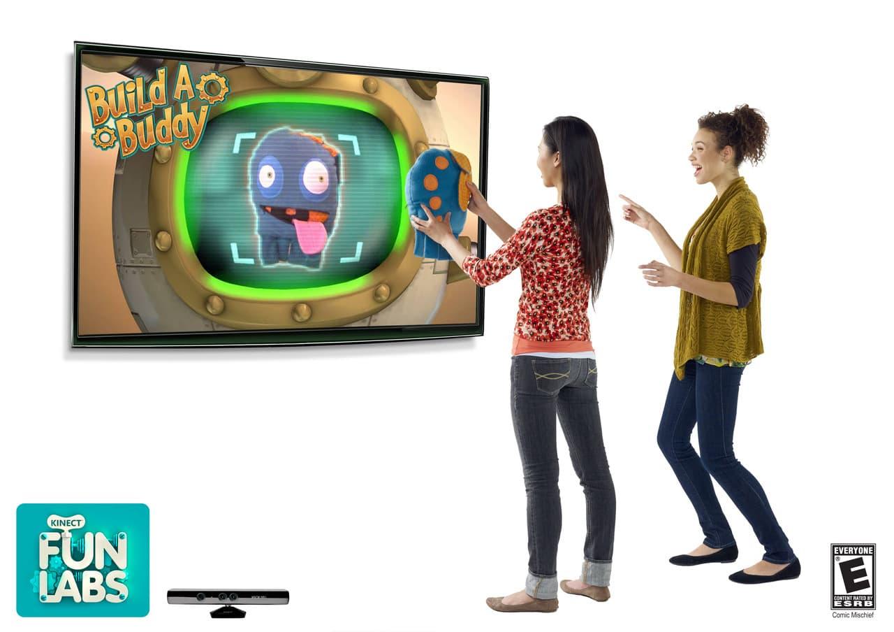 Kinect Fun Labs - Image n°6