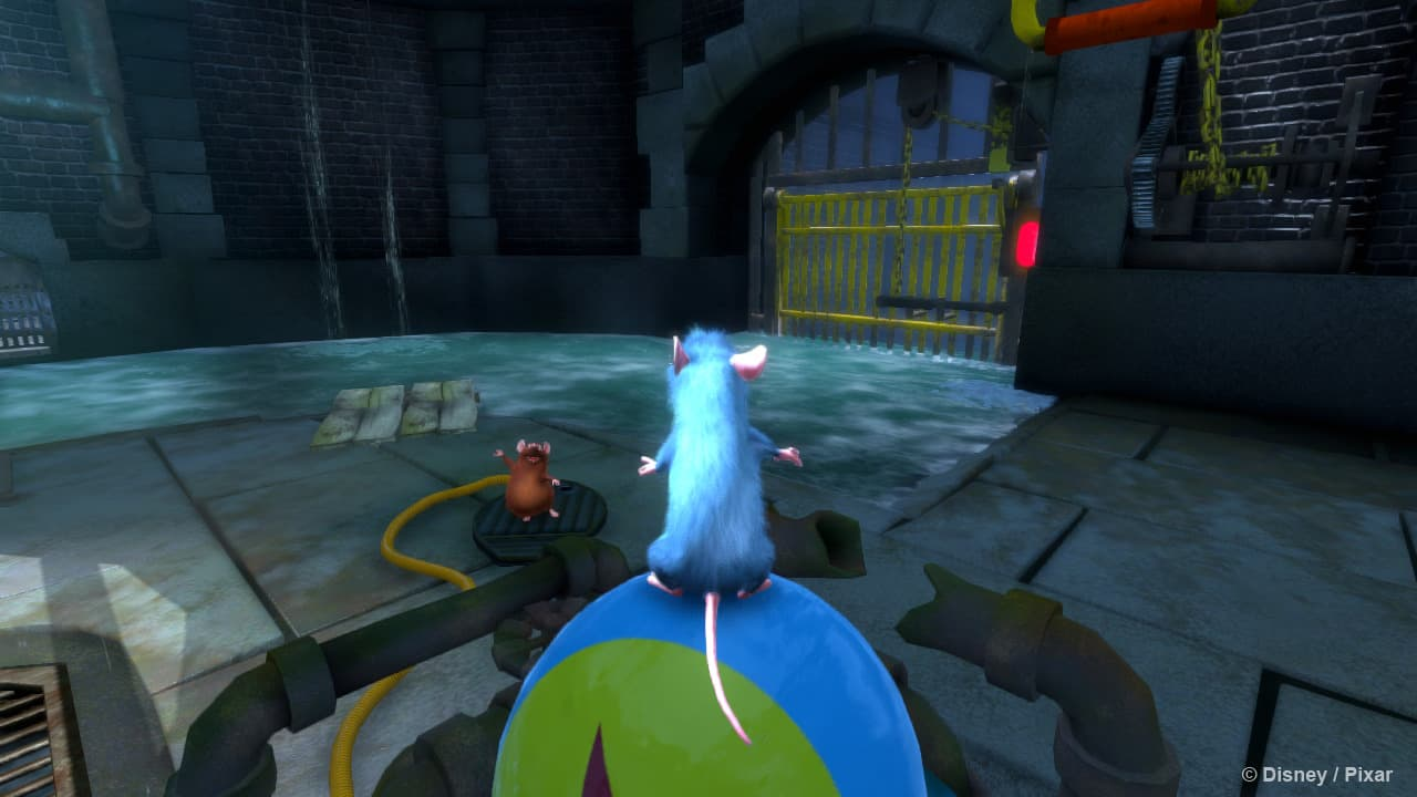 Xbox One Kinect Kinect Héros: Une Aventure Disney-Pixar