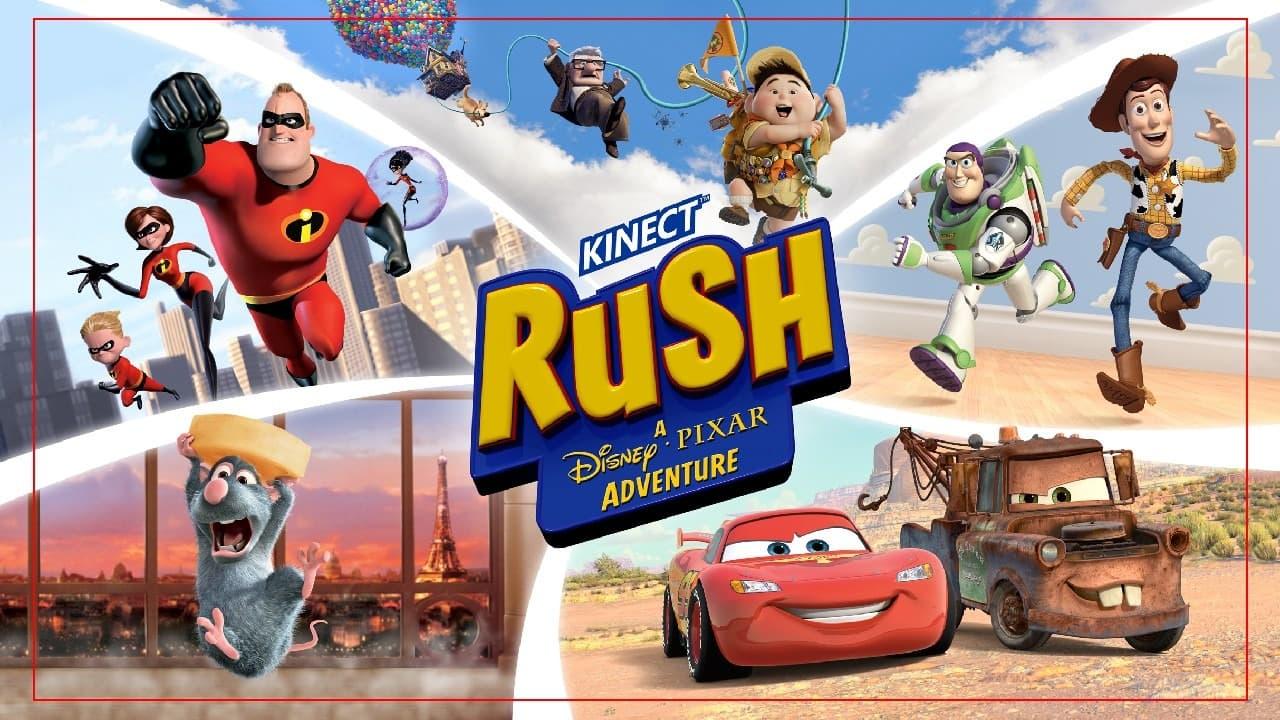 Kinect Héros: Une Aventure Disney-Pixar - Image n°6