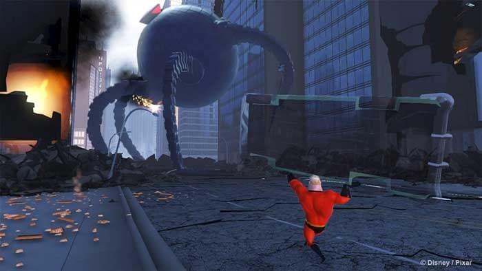 Kinect Héros: Une Aventure Disney-Pixar Xbox