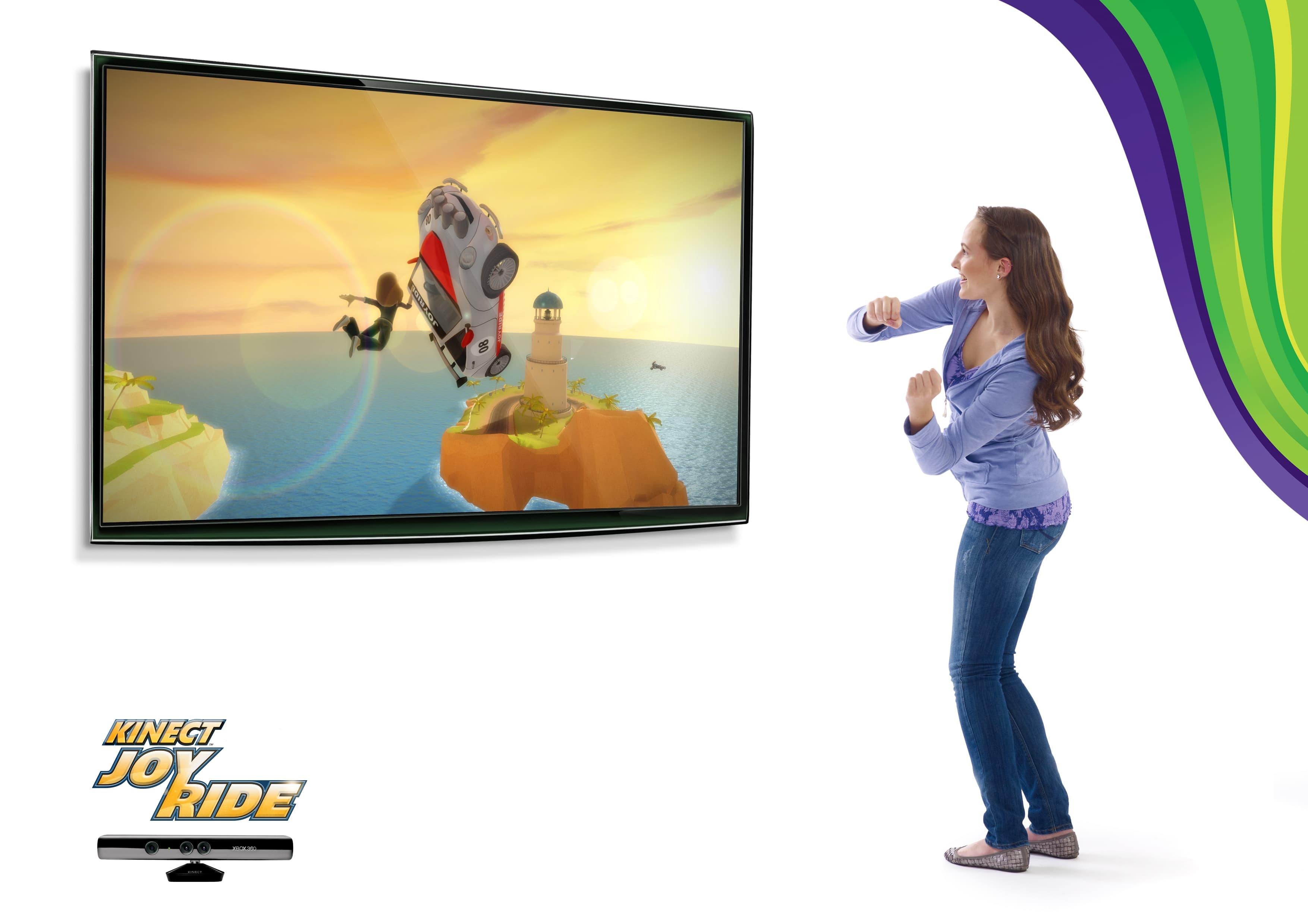 Kinect Joy Ride - Image n°7