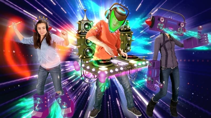 Kinect Party - Image n°6