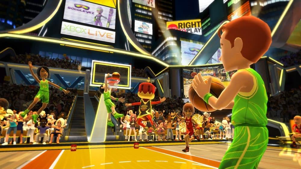 Xbox 360 Kinect Kinect sports 2