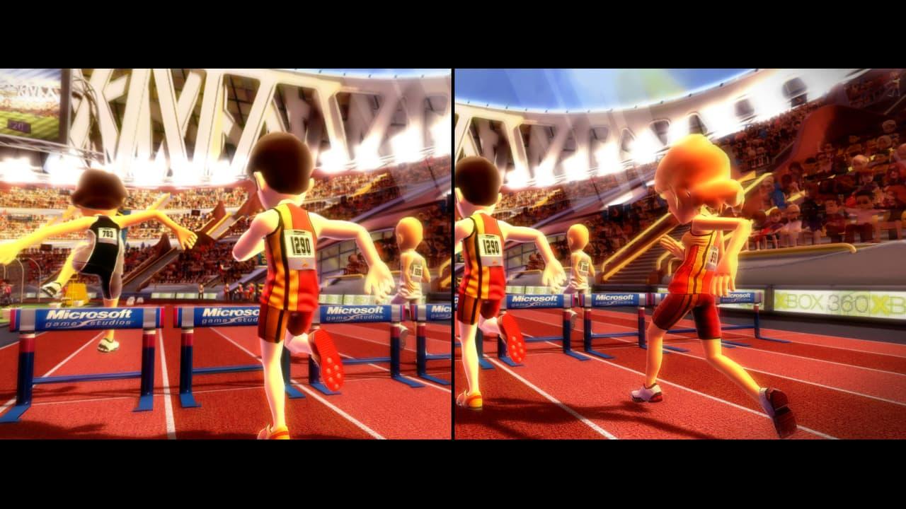 Xbox 360 Kinect Kinect Sports