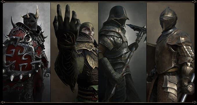 Xbox Series X & S King Arthur: Knight's Tale