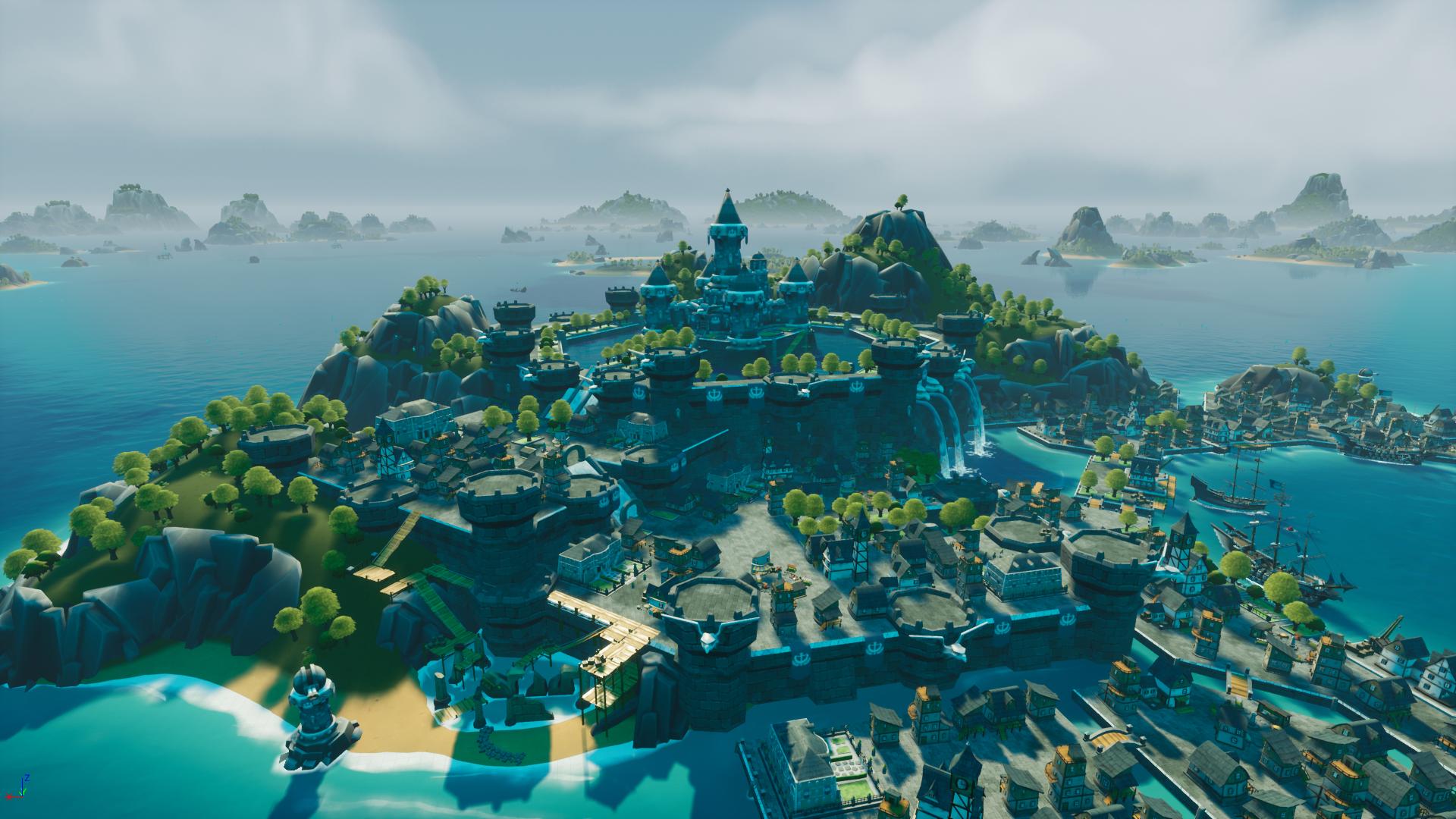 Xbox One King of Seas