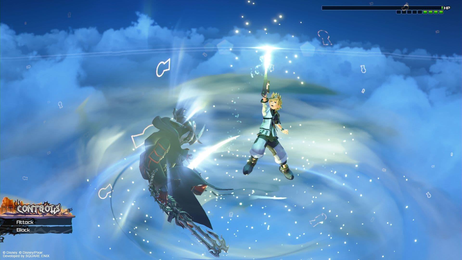 Kingdom Hearts III: ReMIND