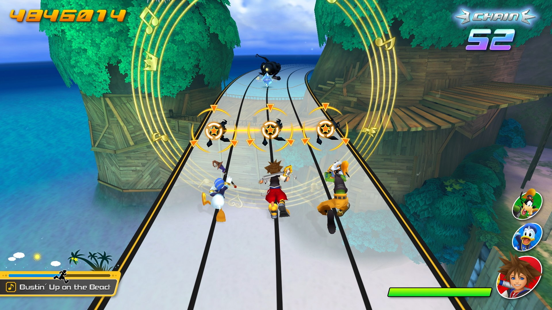 Kingdom Hearts : Melody of Memory