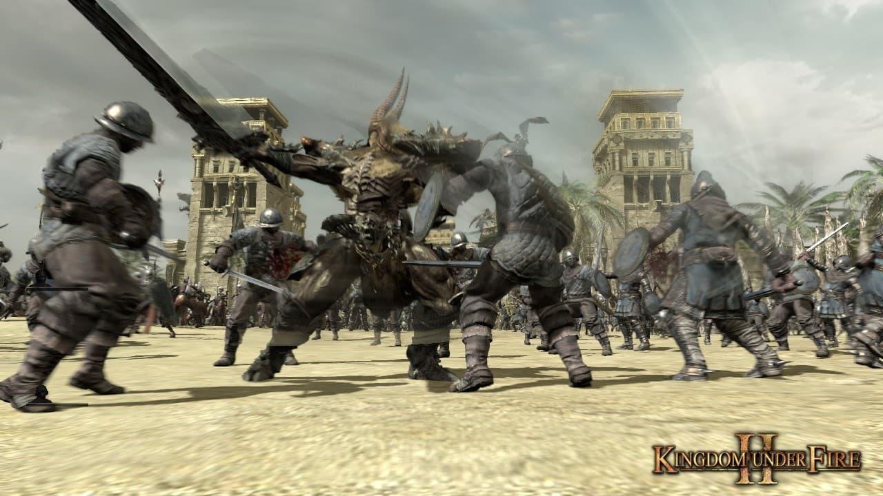Xbox 360 Kingdom Under Fire II