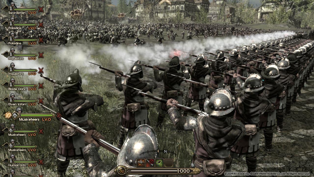 Kingdom Under Fire II Xbox 360
