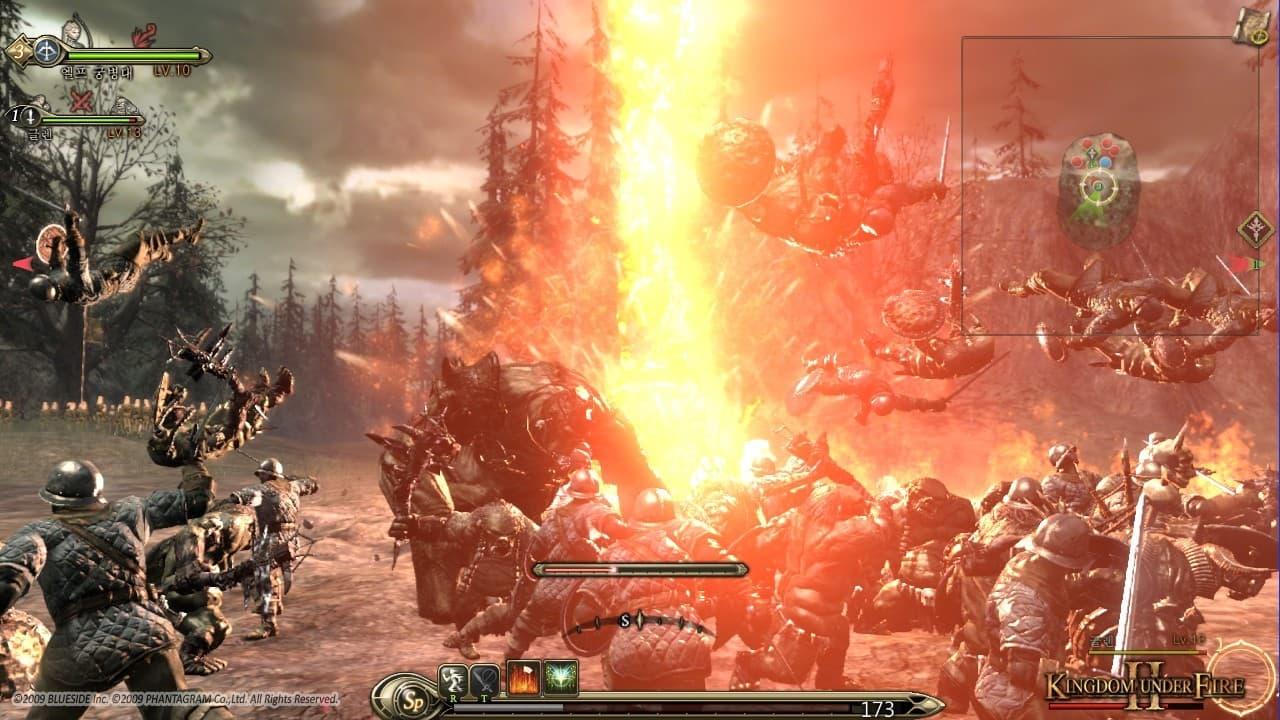 Kingdom Under Fire II Xbox
