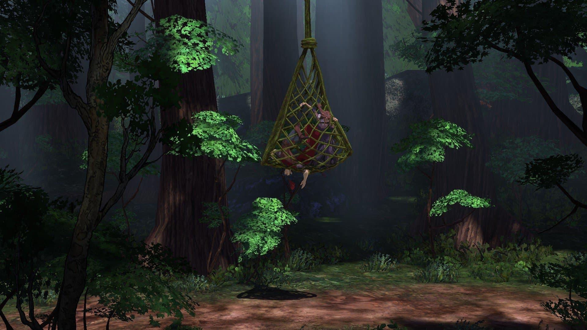 King's Quest Chapitre 3: Rencontres o Sonmet