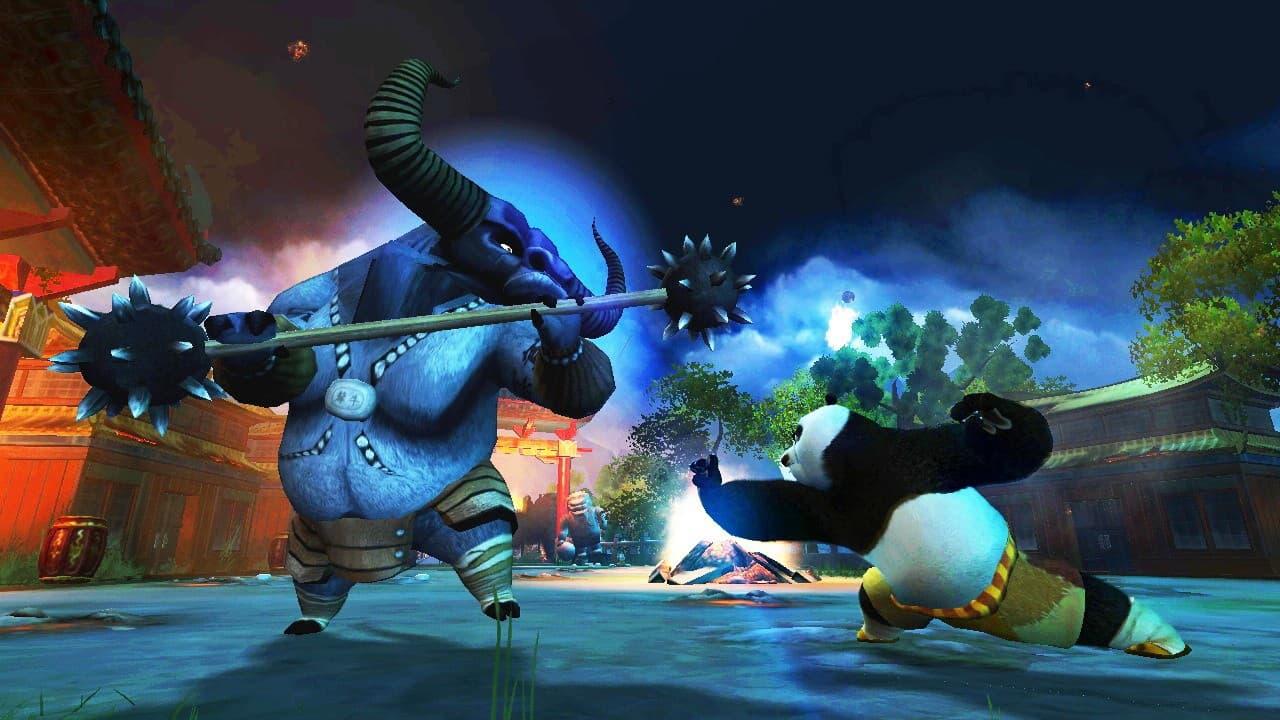 Kung Fu Panda Xbox