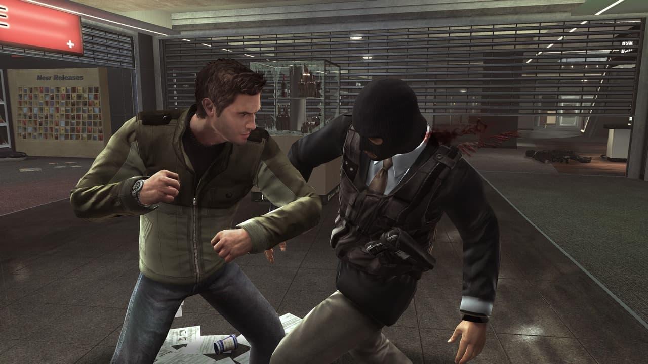 La Mémoire dans la peau Xbox 360