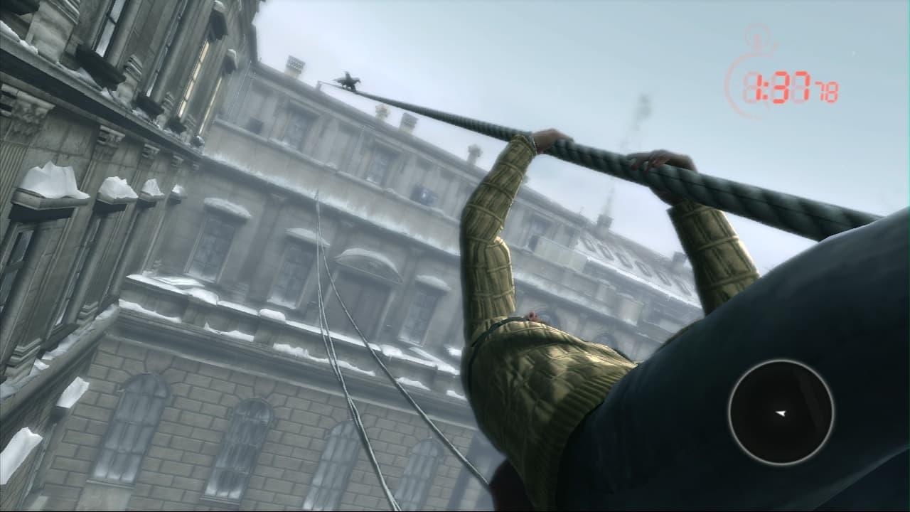 La Mémoire dans la peau Xbox