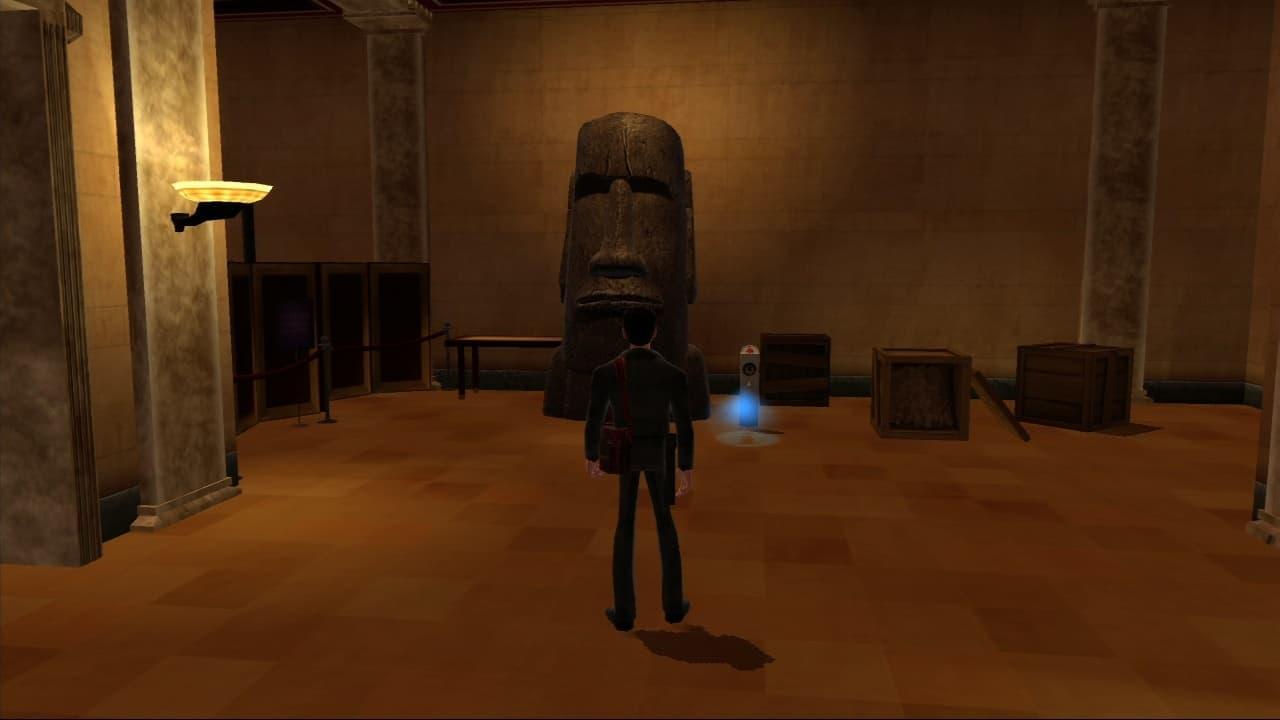La Nuit au Musée 2 Xbox
