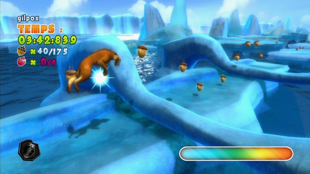 L'Age de Glace 4: La Dérive des Continents - Jeux de l'Arctique! - Image n°8