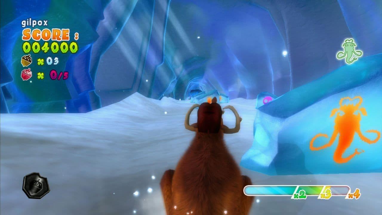 L'Age de Glace 4: La Dérive des Continents - Jeux de l'Arctique! - Image n°7