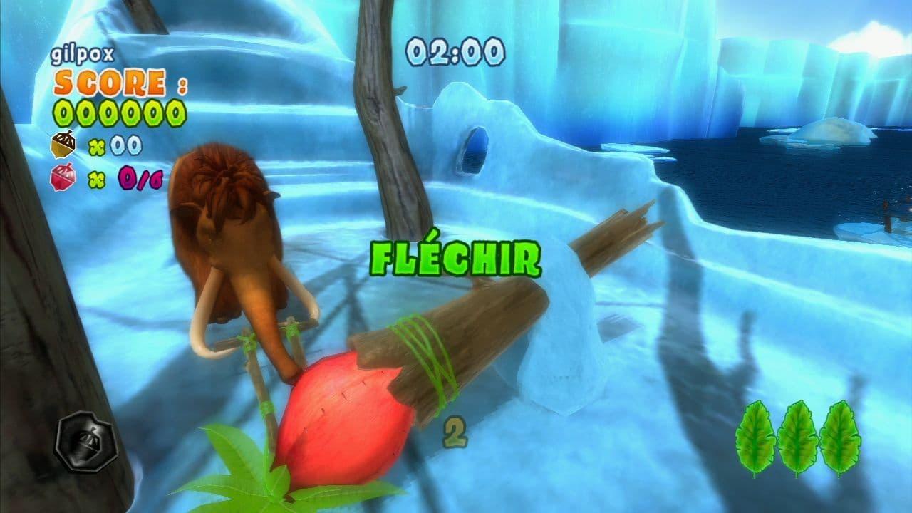 L'Age de Glace 4: La Dérive des Continents - Jeux de l'Arctique! Xbox 360 Kinect