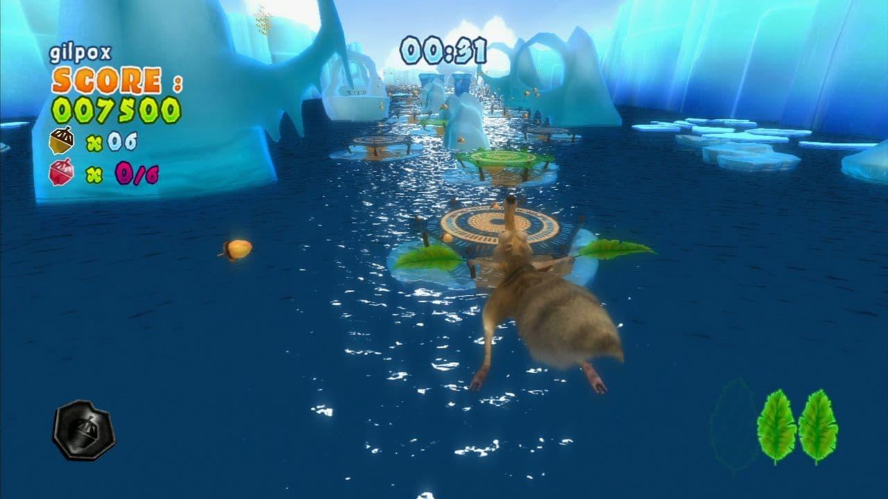 L'Age de Glace 4: La Dérive des Continents - Jeux de l'Arctique! Xbox