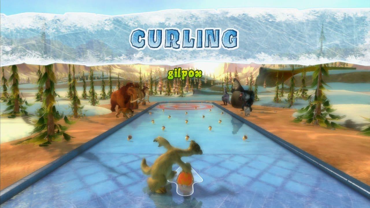 L'Age de Glace 4: La Dérive des Continents - Jeux de l'Arctique!