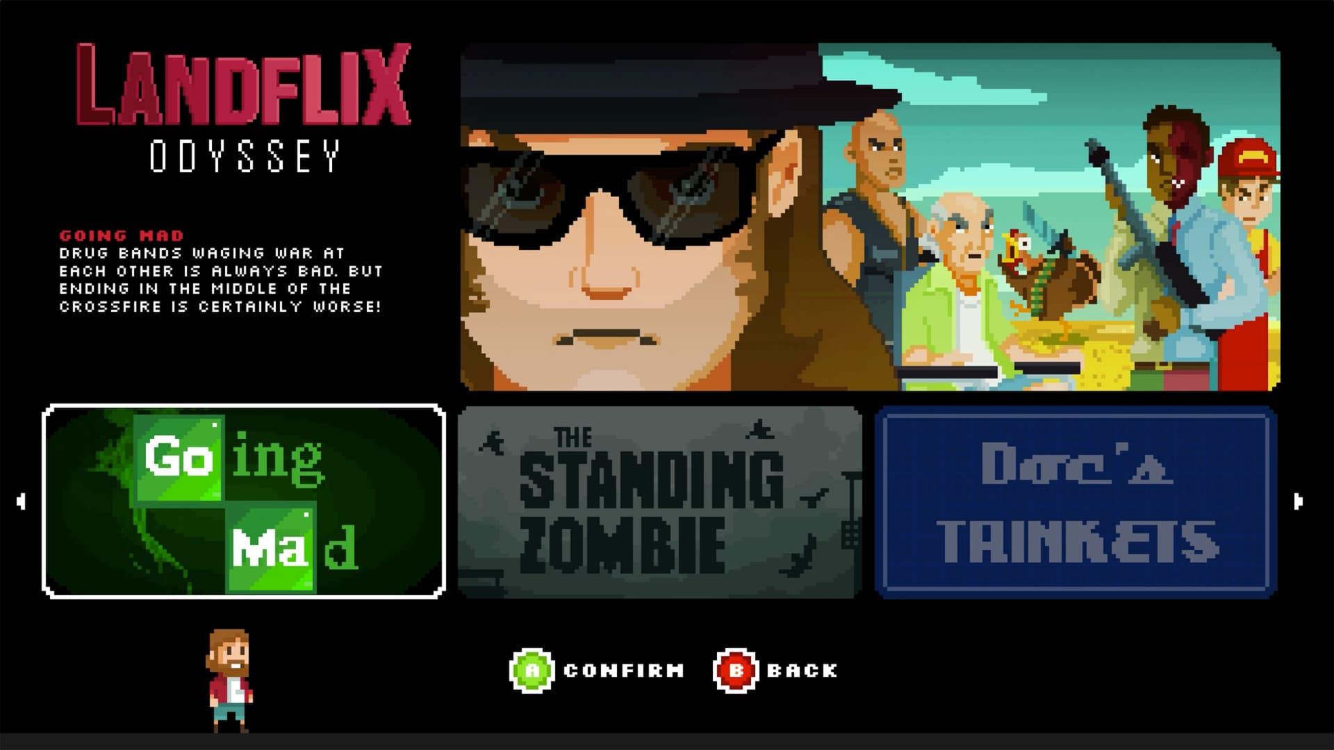 Xbox One Landflix Odyssey