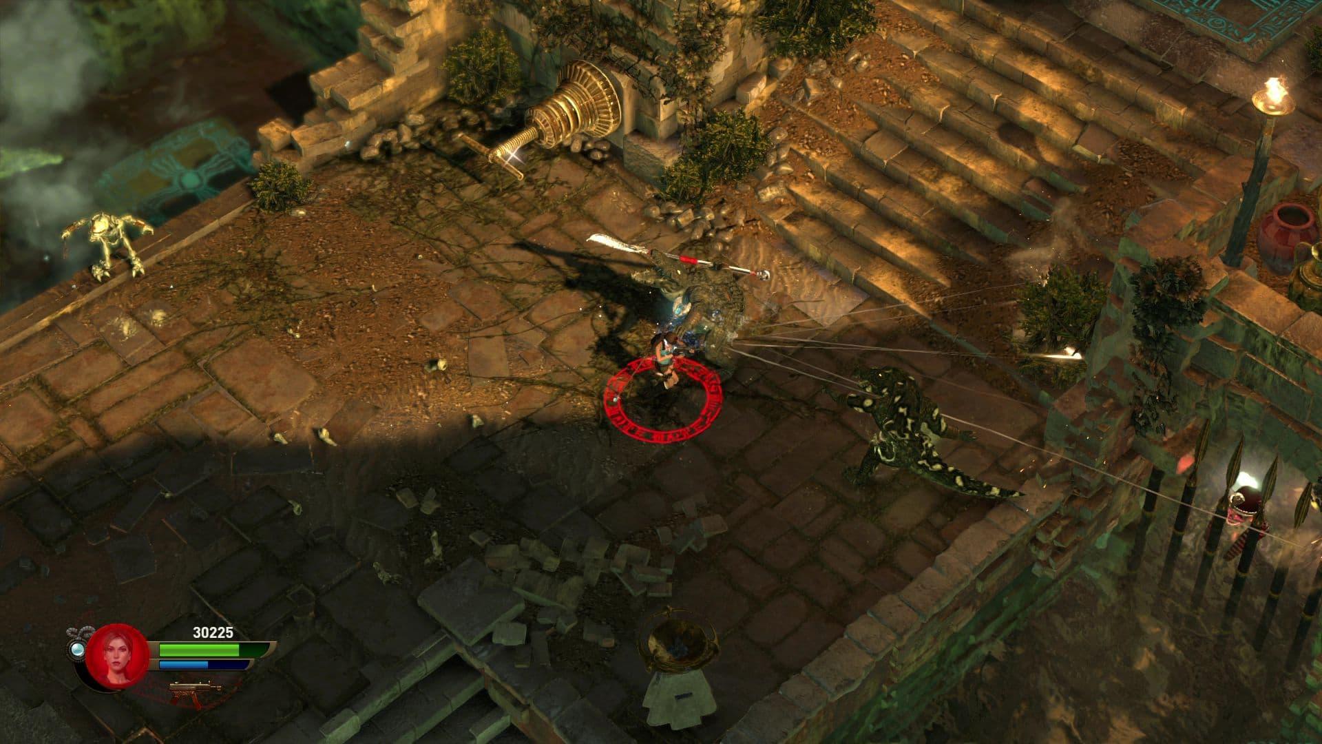 Lara Croft and the Temple of Osiris Xbox