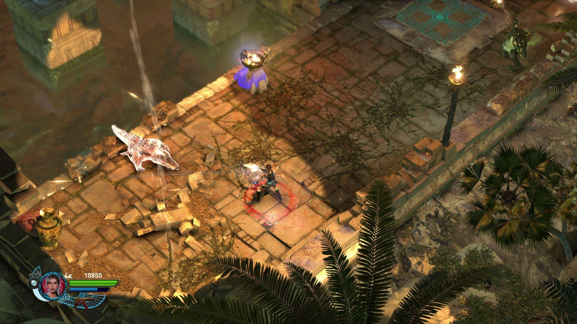 Lara Croft and the Temple of Osiris - Image n°6