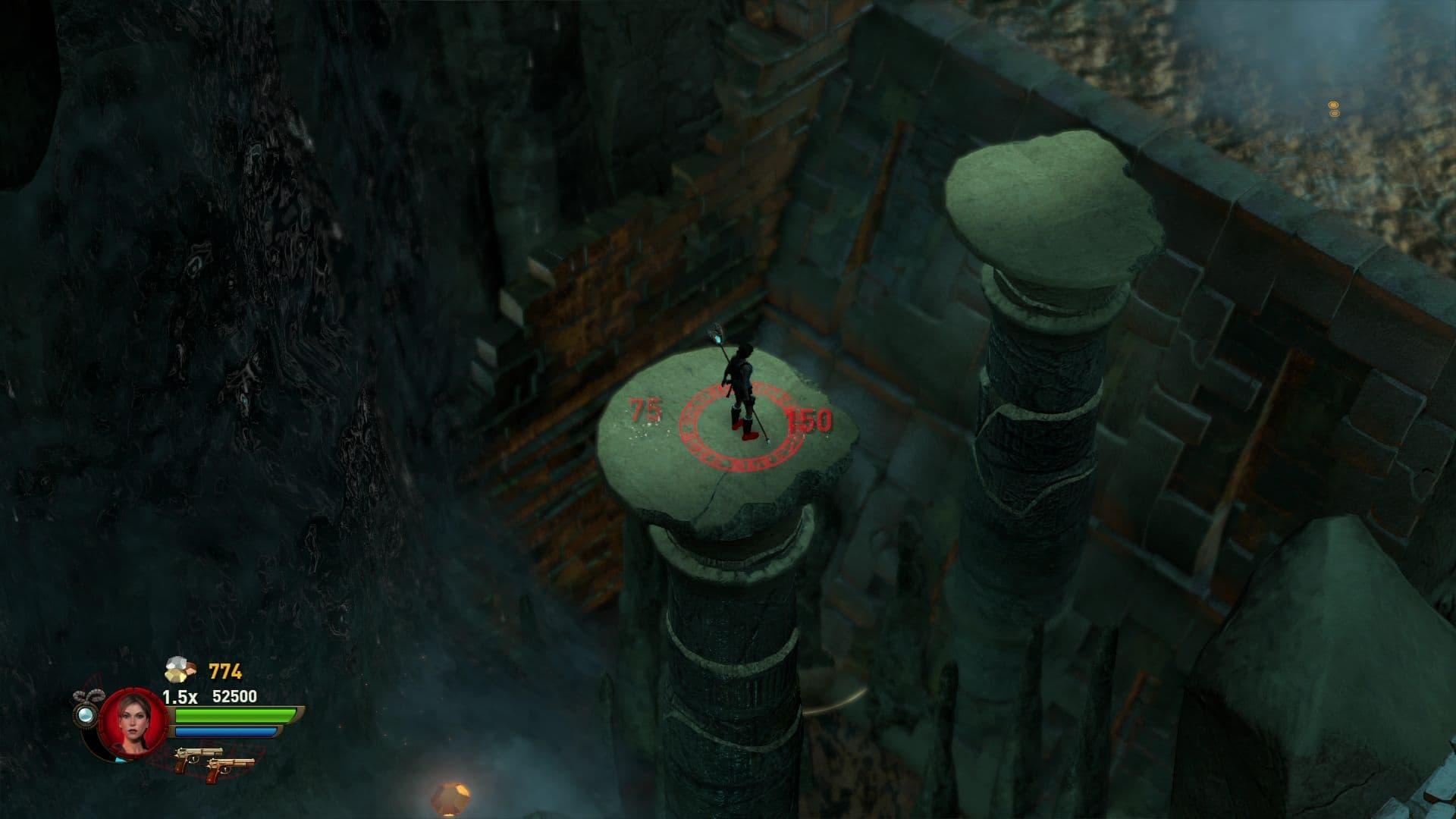 Xbox One Lara Croft and the Temple of Osiris