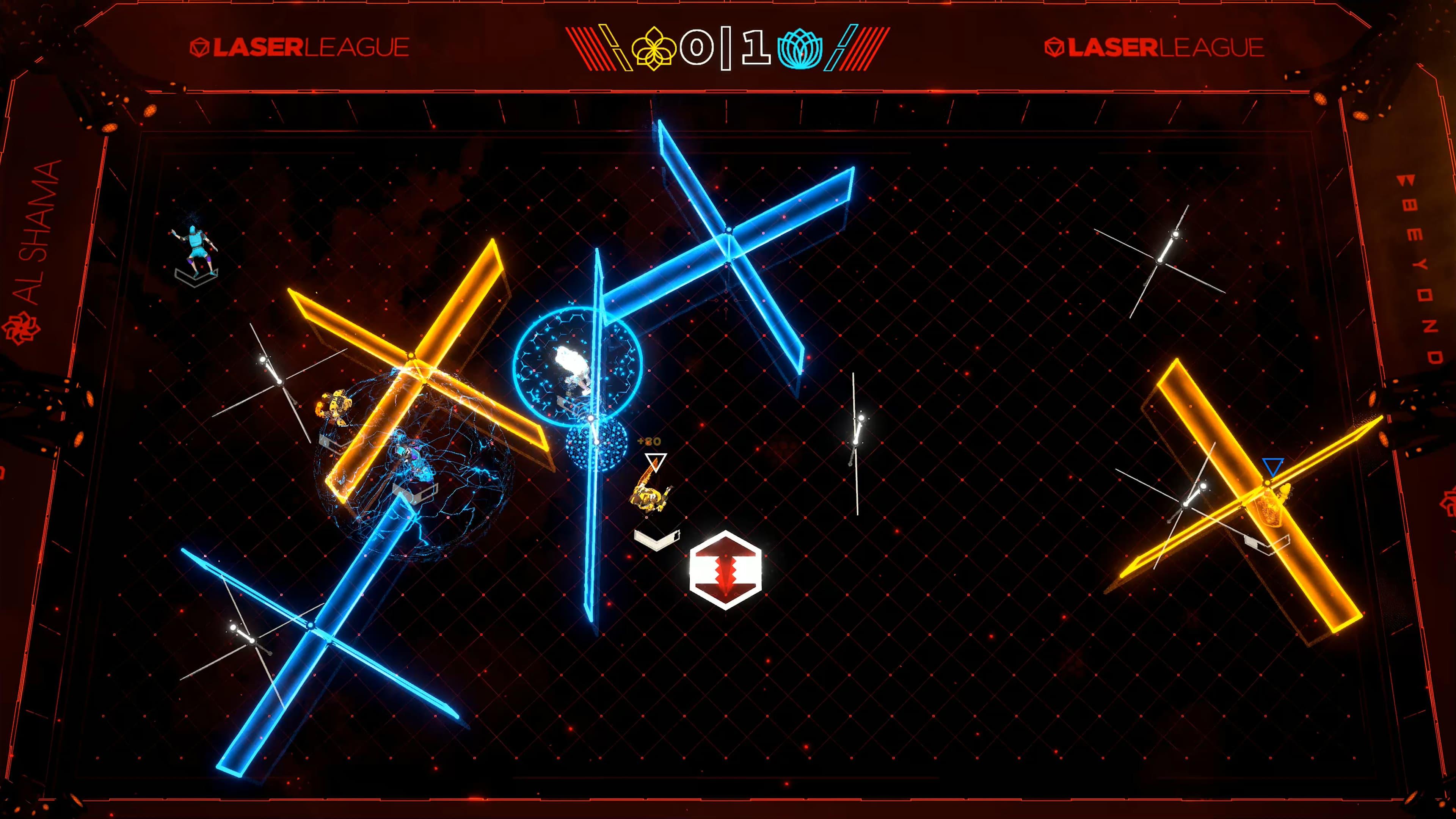 Laser League Xbox