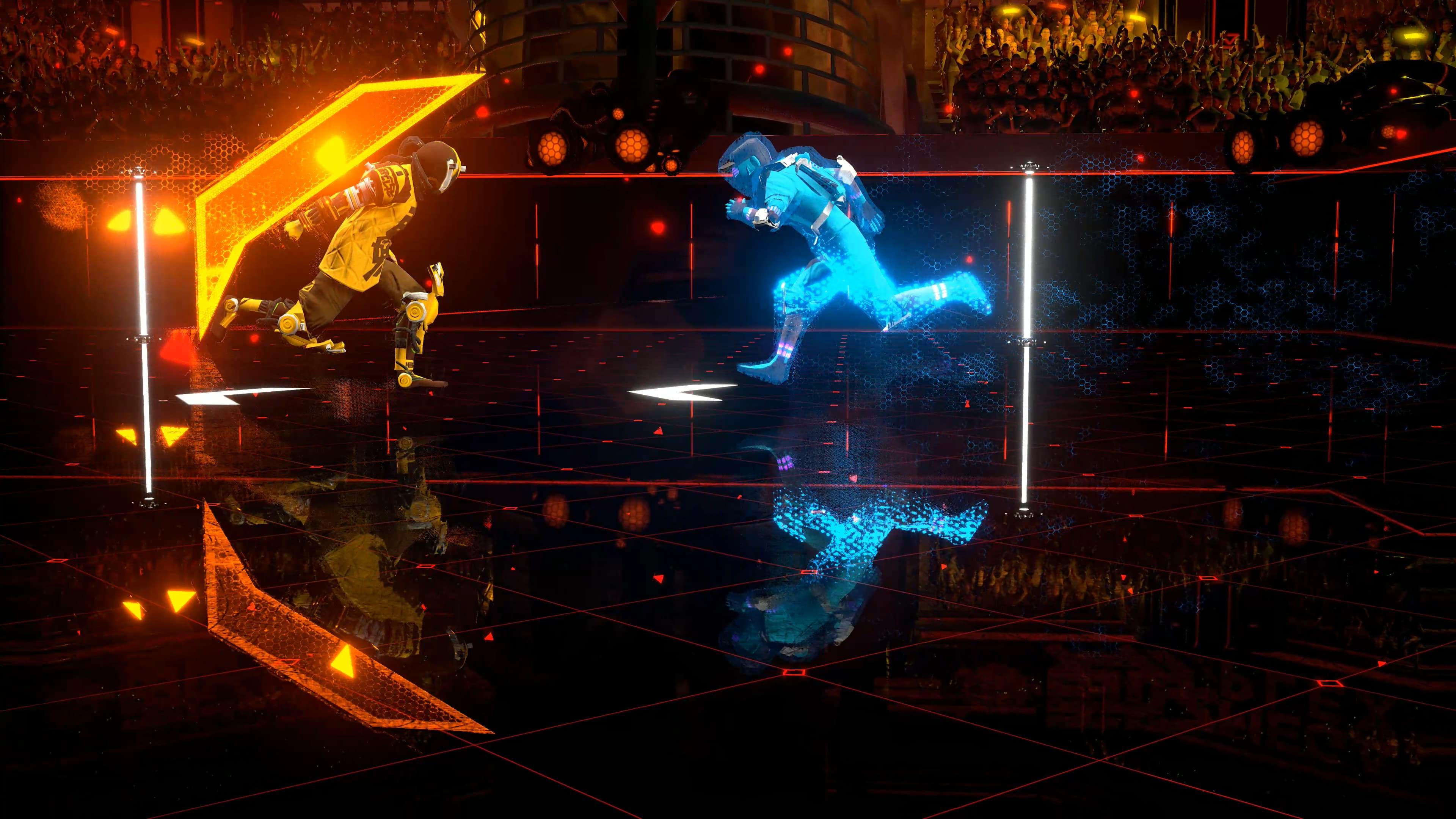 Xbox One Laser League
