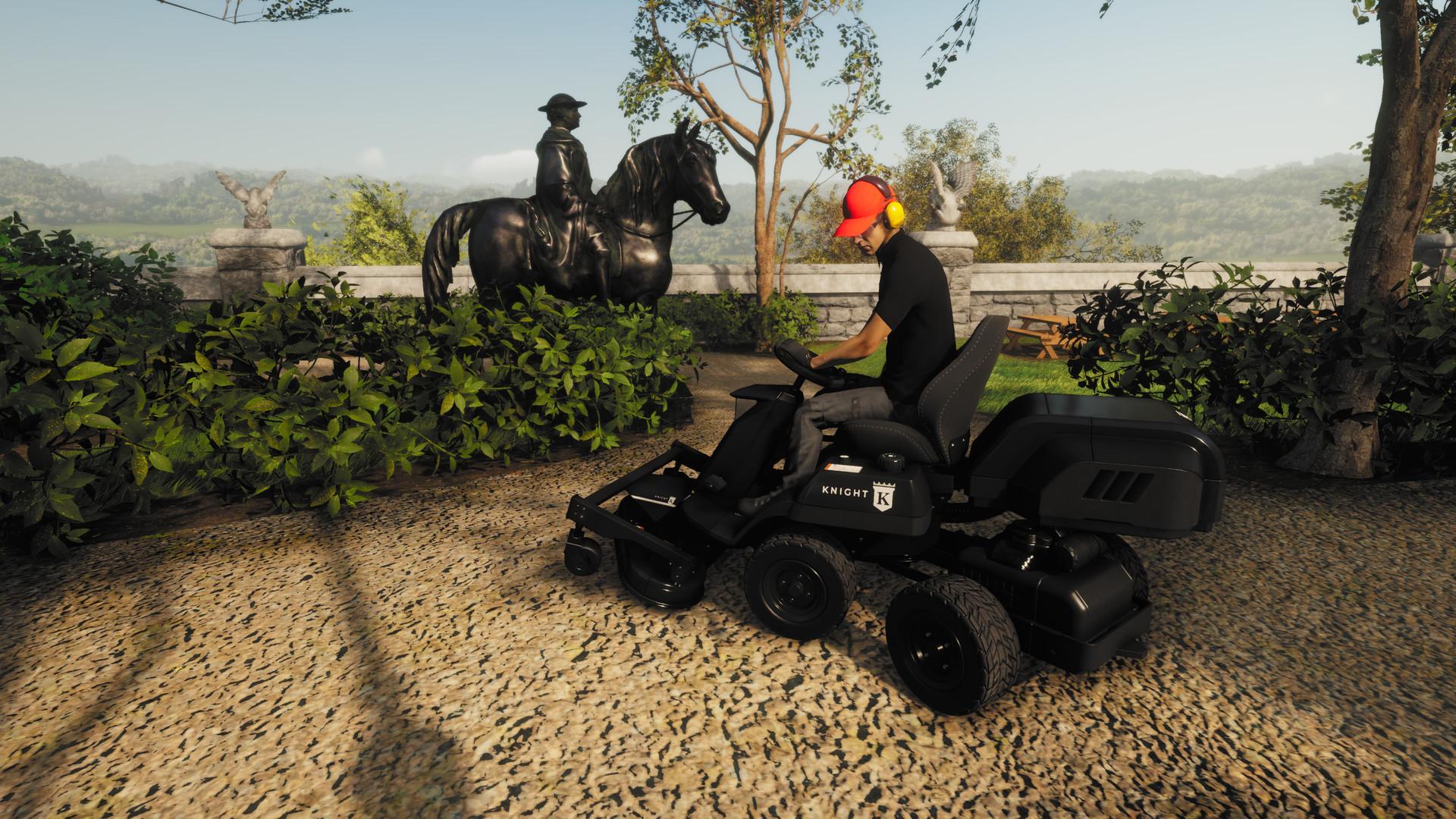 Lawn Mowing Simulator Xbox